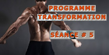 Triple Exercice Musculation Dos
