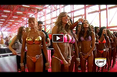 Salon Musculation et Bodybuilding Arnorld Classic à Madrid 2012